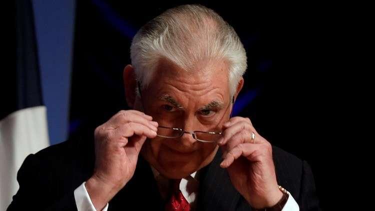 تيلرسون: ميزانية الخارجية تنخفض بانتهاء الحروب