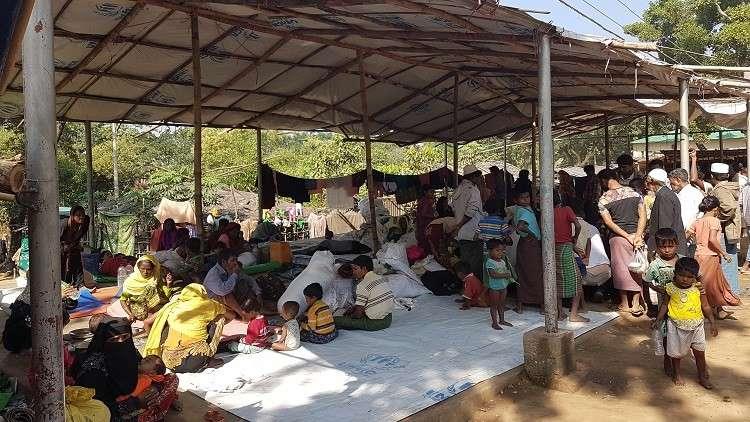 السلطات الهندية تعتزم ترحيل اللاجئين الروهينغا