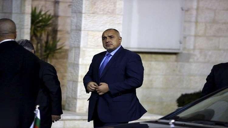 إيران تمنع طائرة رئيس الوزراء البلغاري من عبور أجوائها