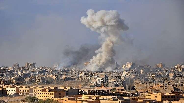 دمشق تشرع بإعادة إعمار مدينة دير الزور