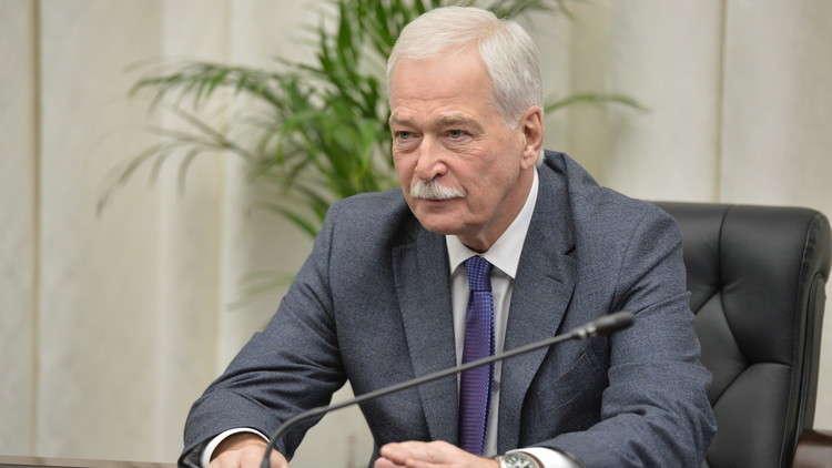 موسكو: نرفض استيلاء القوات الأوكرانية على أراض في