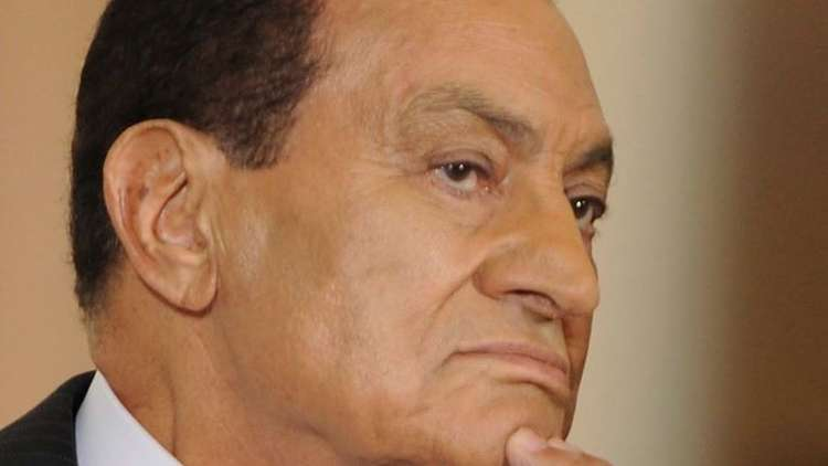 مبارك يرد على وثائق