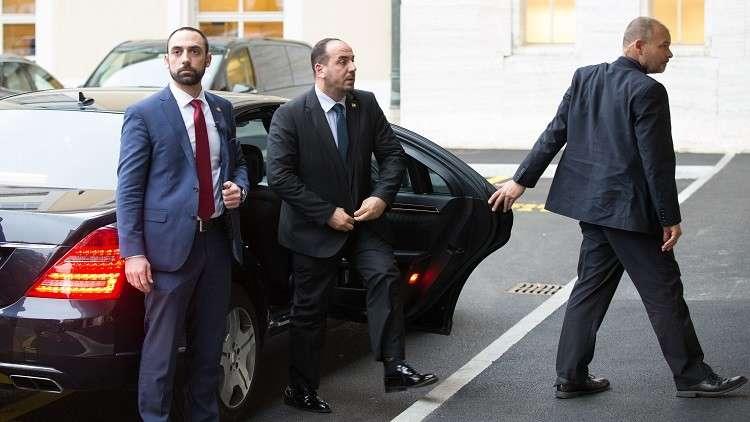 نصر الحريري: طلبنا من روسيا الضغط على دمشق من أجل إيجاد حل خلال 6 أشهر