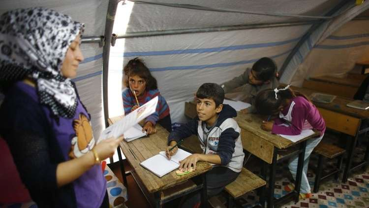 حميميم: سوريا بحاجة إلى المنظمات الدولية لترميم المدارس