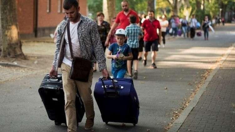قادة الاتحاد الأوروبي يسعون لتوحيد المواقف في ملف اللجوء