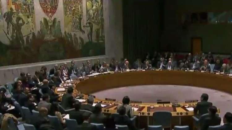 مجلس الأمن يدعو لوقف التصعيد في شبه الجزيرة الكورية