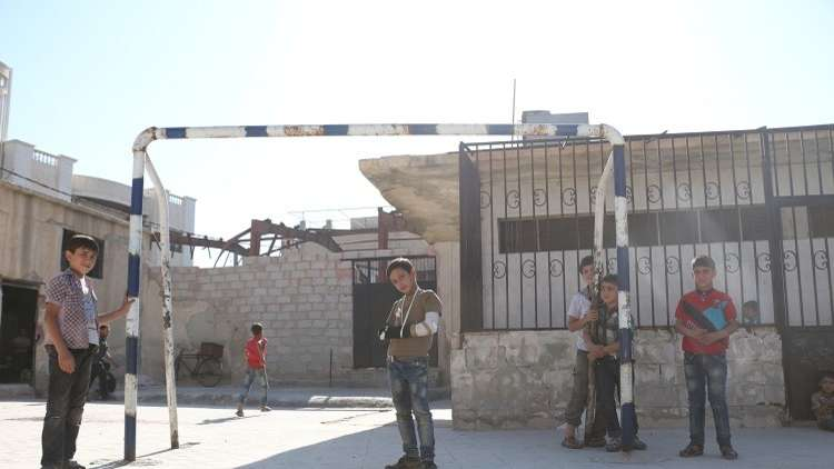 سكان غوطة دمشق الشرقية مرتاحون للأوضاع الأمنية الحالية
