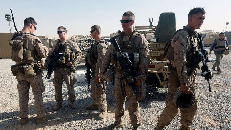 أكثر من 400 جندي أمريكي يغادرون الرقة إلى الولايات المتحدة