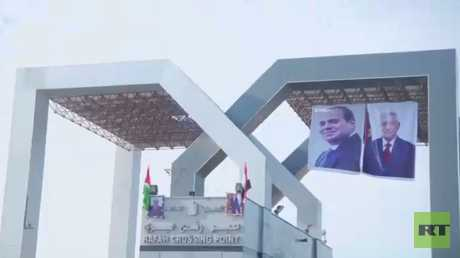 حماس تسلم معبر رفح لحكومة الوفاق الوطني