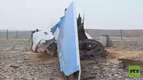 عامان على إسقاط الطائرة الروسية في سيناء