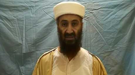 الزعيم السابق لتنظيم القاعدة أسامة بن لادن