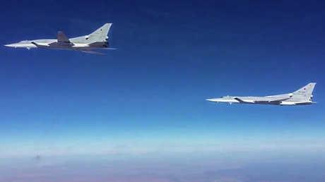 """قاذفات """"تو-22 إم 3"""" الاستراتيجية الروسية"""