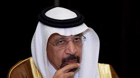وزير الطاقة والصناعة والثروة المعدنية السعودي خالد بن عبد العزيز الفالح