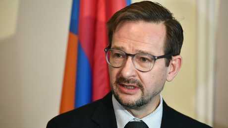 الأمين العام الجديد لمنظمة الأمن والتعاون في أوروبا توماس غريمينغر