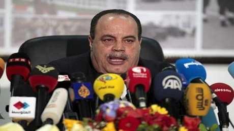 وزير الداخلية التونسي السابق محمد ناجم الغرسلي