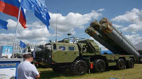 """منظومة الصواريخ """"أس 400"""" للدفاع الجوي"""