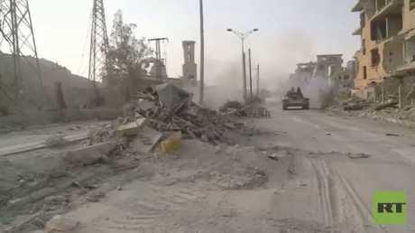 شهادات أهالي دير الزور بعد طرد داعش منها