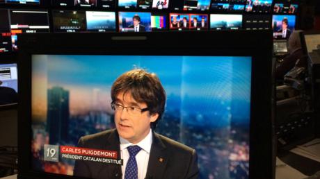 رئيس حكومة إقليم كتالونيا المقال كارليس بوتشديمون