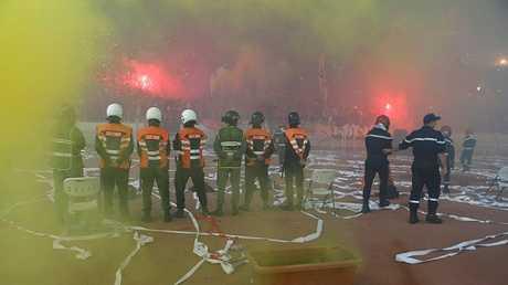 وفاة مشجع ودادي بعد هدف التتويج بدوري الأبطال (فيديو)