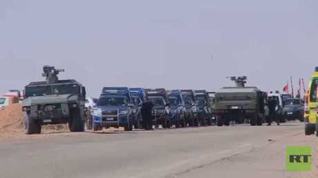 مصر.. قصف جوي لإرهابيين في الفيوم