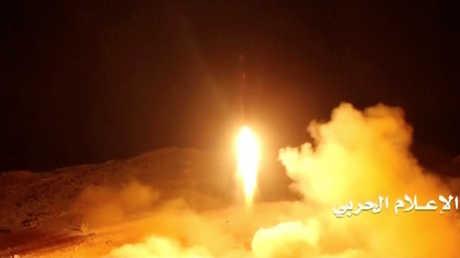 إطلاق صاروخ بالستي من اليمن