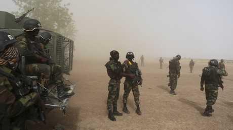 القوات الكاميرونية