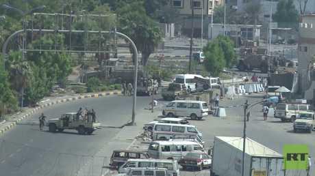 التحالف يغلق مؤقتا جميع المنافذ اليمنية