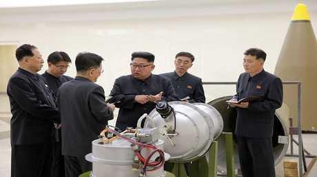 عيم كوريا الشمالية كيم جونغ أون