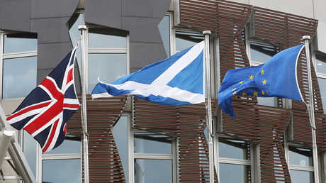 مقر البرلمان الاسكتلندي