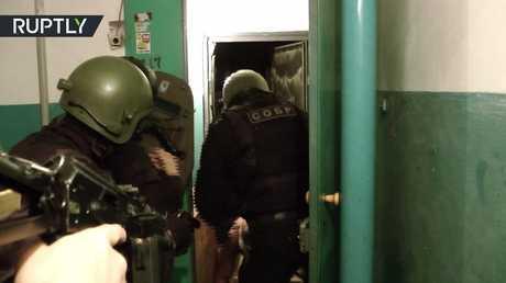 قوات الأمن الروسية تعتقل جماعة متطرفة في موسكو!