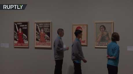 لندن.. افتتاح معرض فني مكرس لمئوية الثورة البلشفية