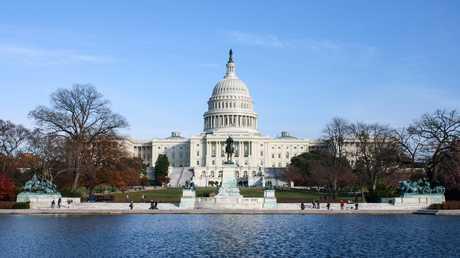 مبنى الكونغرس الأمريكي