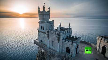 تصوير رائع لشبه جزيرة القرم الروسية
