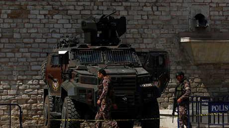 القوات الخاصة في الشرطة التركية