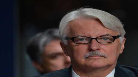 فيتولد فاشيكوفسكي وزير الخارجية البولندي