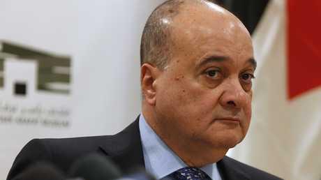 ناصر القدوة رئيس مؤسسة ياسر عرفات وعضو اللجنة المركزية لحركة فتح