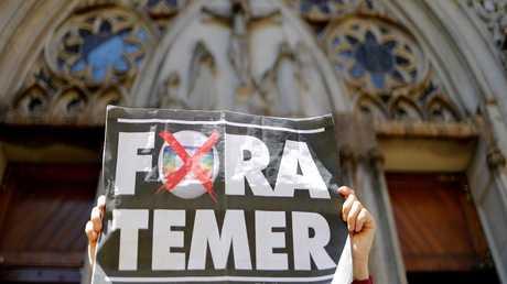 احتجاجات في البرازيل ضد إجراءات التقشف