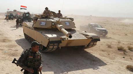 دبابات عراقية