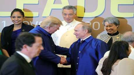 بوتين: سوء التنسيق حال دون اللقاء مع ترامب