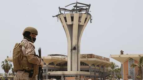 مطار عدن الدولي - أرشيف