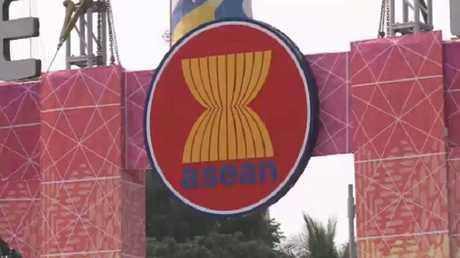 انعقاد قمة رابطة دول آسيان في الفلبين