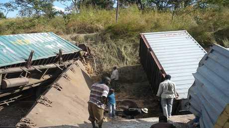 صورة أرشيفية لحادث في الكونغو الديمقراطية
