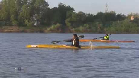 سباق زول سبورت للفتيات في النيل الأزرق