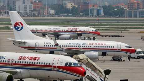 مطارات الصين