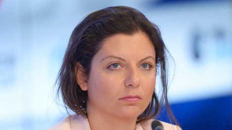 مارغاريتا سيمونيان، رئيسة تحرير شبكة RT
