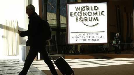 منتدى دافوس الاقتصادي العالمي برئاسة نسائية