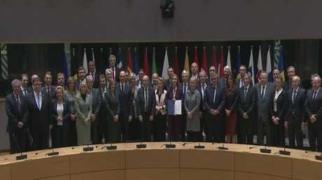 اتفاقية للدفاع الجديد بالاتحاد الأوروبي