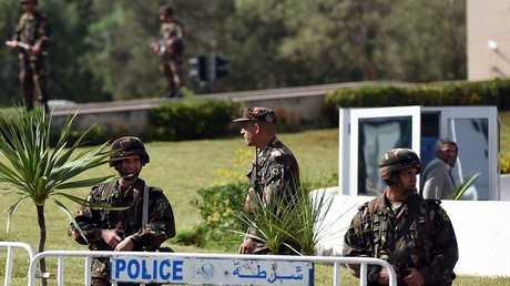 قوات الأمنالجزائري - أرشيف