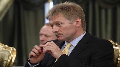 المتحدث الرسمي باسم الكرملين دميتري بيسكوف