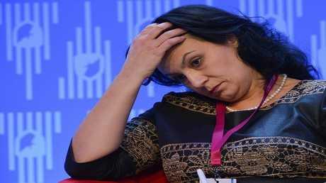 نائب رئيس وزراء أوكرانيا  ايفانا كليمبوش - تسينتسادزه